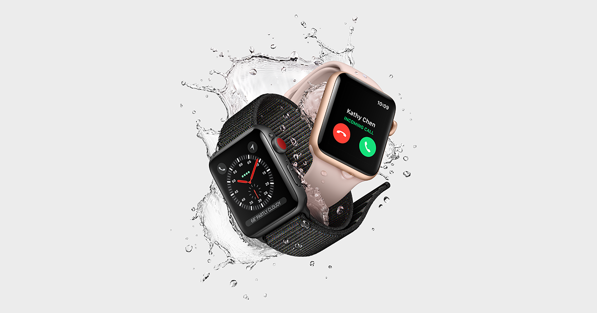 smartwatch apple