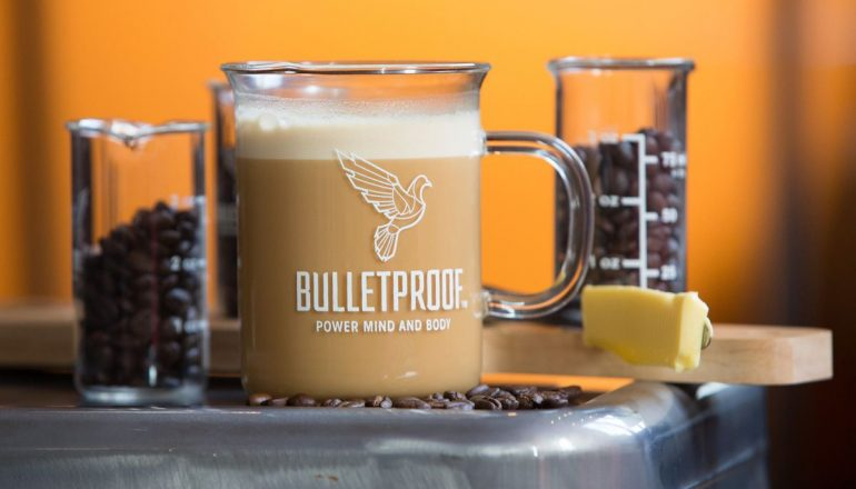 bulletproof coffee