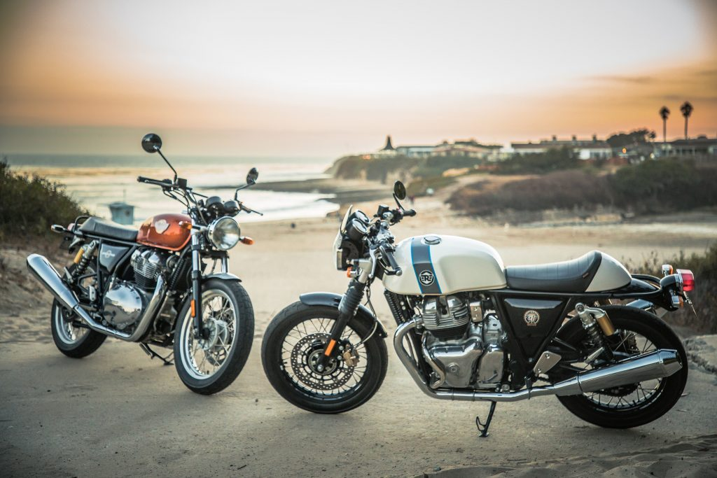 Royal Enfield Twins 650cc