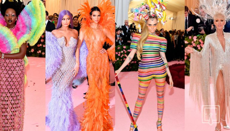 Hora do Homem As mais gatas do MET Gala 2019 Dua Lipa